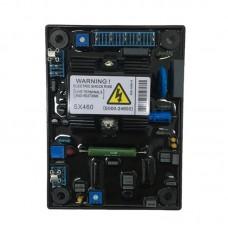 SX460 Automatic Voltage Regulator Generator AVR Module Volt Regulator Plate for Stamford Generator