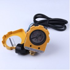 Water Pump Pressure Controller 10BAR Automatic Pressure Switch Electronic Switch Gauge