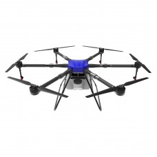 6Axis Agriculture Drone 16L Spray Drone Foldable 1630mm HD PAD+FPV Camera Assembled Y6-16L