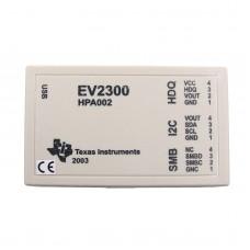 EV2300 USB-Based Interface Board PC Tester Unlocking Maintenance Tool Detect Battery Gauge Circuit