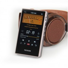 Tecsun PD-60 Hi-Fi Music Player 24bit 192kHz Digital Audio Player HiFi Bluetooth 4.2 Audio Music Player WAV FLAC APE DSD128