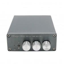 HiFi Stereo Amplifier 2.0 Digital Power Amplifier TPA3116 100Wx2 Treble Bass Assembled Non-Bluetooth