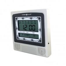 Muslim Azan Clock Digital Islamic Mosque Prayer Alarm Ramadan Table Clock Time Reminder HA-4012