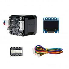 3D Printer STM32 42 Closed Loop Stepper Motor MKS SERVO42B Servo Motor with Adapter Board Display