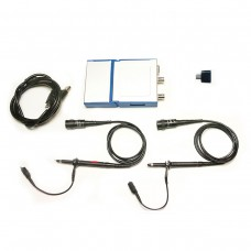 USB Oscilloscope 2 Channel 50MS/s 20M Bandwidth For Android Phone/Tablet PC Windows OSC482M