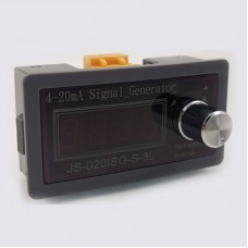 4-20mA Signal Generator Current Source Settable with Digital Tube JS-020ISG-S-3L