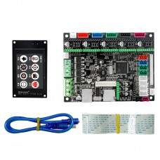 Makerbase MKS Robin Nano 3D Printer Motherboard ARM Control Board with 2.8 Inch Touch Screen