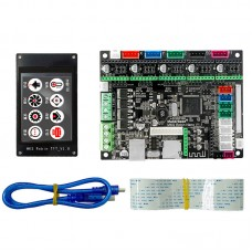 Makerbase MKS Robin Nano 3D Printer Motherboard ARM Control Board with 3.2 Inch Touch Screen