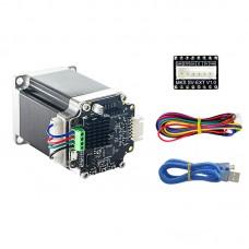 57 Closed Loop Stepper Motor Set MKS SERVO57A Servo Motor with Adapter Board For 3D Printer