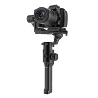 Moza Air 2 Maxload 4.2KG DSLR Camera Stabilizer 3 Axis Handheld Gimbal with Follow Focus for Sony Canon Nikon VS DJI Ronin S