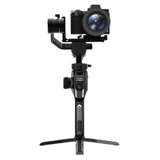 Moza AirCross 2 Ultra Light 3-Axis Handheld Gimbal Stabilizer with Follow Focus up to 3.2kg/7lb for Sony Canon Cameras