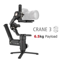 Zhiyun Crane 3S-E Handheld Stabilizer Gimbal 6.5KG Payload for Sony Canon Nikon DSLR Video Cameras