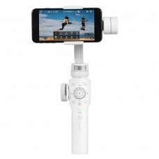Zhiyun Smooth 4 3-Axis Handheld Smartphone Gimbal Stabilizer White for iPhone Samsung Huawei Xiaomi