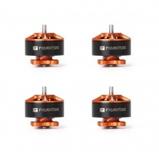 4pcs F10 7500KV RC Brushless Motor 2-3S for 90mm 110mm FPV Racing RC Drone Quadcopter