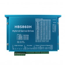 HBS860H Hybrid Servo Driver for Servo Closed Loop Stepper Motor