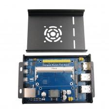 Mini Computer M-IO-POE-BOX Unfinished For Raspberry Pi Compute Module CM3 / 3 Lite / 3+ / 3+ Lite