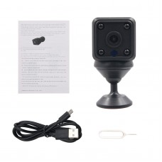 5MP Mini Sport Camera WiFi Wireless Camera 720P Night Version Camera Wireless  Motion Detector