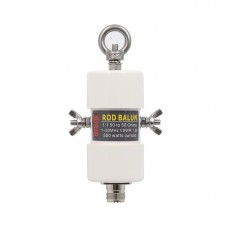 500W 1:1 Waterproof HF Balun for 160m - 6m Bands (1.8 - 50MHz) Waterproof DIY Inverted V antenna