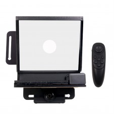 Smartphone Teleprompter Camera Mobile Phone Portable Prompter for Live News Interview Speech