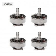 4pcs T-Motor Racing Drone Brushless Motor FPV Motor 4-6S MCK 2306 V2.0 2250KV