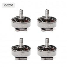 4pcs T-Motor Racing Drone Brushless Motor FPV Motor 4-6S MCK 2306 V2.0 2550KV