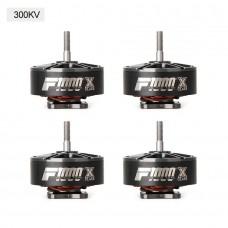 4pcs T-Motor FPV Motor Brushless Motor 12S For FPV Racing Drones Airplanes F1000 300KV