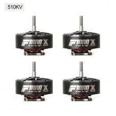 4pcs T-Motor FPV Motor Brushless Motor 6-8S For FPV Racing Drones Airplanes F1000 510KV