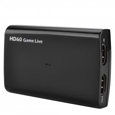 Video Game Recorder 1080P 60FPS Streaming with 4K 30FPS Pass Through EZCAP261M HD60 Game Live