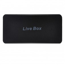 HDMI Video Recorder Live Streaming Box 1080P HDMI to USB For IOS Android Cellphones EZCAP270