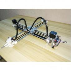 Writing Robot Kit CNC Intelligent Robot Working Range 36x35cm For Drawing Writing Unassembled