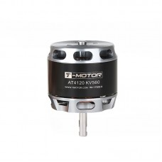 T-Motor Brushless Motor For FPV Fixed Wing RC Airplane Aircraft accessories AT4120 Long Shaft 560KV