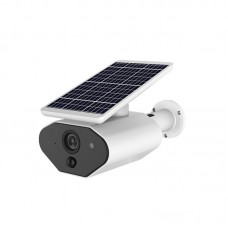 TZT-L4 WIFI Waterproof Solar Camera Wireless Intelligent Security Surveillance Camera Night Vision Audio CCTV