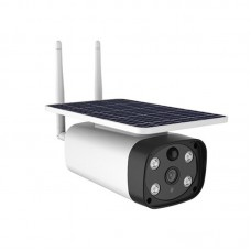 TZT-Y8 Y8 4G SIM Card Wireless Solar IP Camera 1080P HD Camera IR Night Vision Solar Powered CCTV Surveillance Cam