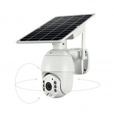 TZT-Q3 4G 128G Solar Battery PTZ Camera 1080P Outdoor Waterproof PIR Alarm Motion Detection P2P CCTV CAMERA