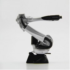 1:10 COMAU Robot Manipulator Arm Industrial Movable Robot Manipulator Simulation Model Decoration