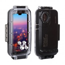 40m/130ft Diving Phone Case Waterproof Phone Case Housing Photo Video Taking For Huawei P20 PU9201
