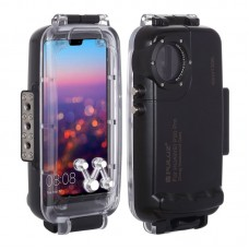 40m/130ft Diving Phone Case Waterproof Phone Case Housing Video Taking For Huawei P20 Pro PU9202