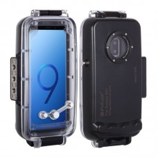 40m/130ft Waterproof Phone Case Diving Phone Case Photo Video Taking For Samsung Galaxy S9+ PU9101