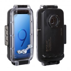 40m/130ft Waterproof Phone Case Diving Phone Case Photo Video Taking For Samsung Galaxy S9 PU9102