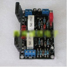 100W 2SC5200+2SA1943 Audio Amplifier Board HiFi Mono Channel Post-Stage Amplifier with New Tube