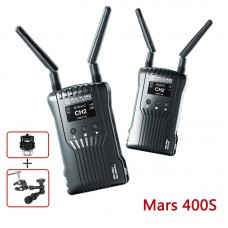 Hollyland Mars 400S Wireless Image Transmission HD Video Transmitter Receiver 400FT HDMI SDI 1080P