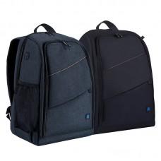 Camera Backpack Waterproof Double Shoulder Backpack Scratch-proof Outdoor Portable Bag PU501