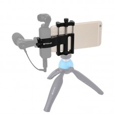 Phone Clamp Cellphone Phone Holder Aluminum Alloy For DJI OSMO Pocket Tripod Stand PU333