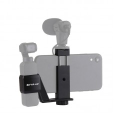 Metal Phone Clamp Mount + Expansion Fixed Stand Gimbal Bracket For DJI OSMO Pocket PU383