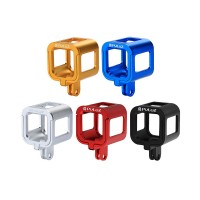 Camera Cage Camera Housing Shell with Frame For GoPro HERO5 Session/HERO4 Session/HERO Session PU158