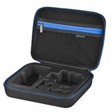 Waterproof Camera Case For GoPro NEW HERO/HERO6/5/4 Session/4/3+/3/2/1 PU102 23x17x7cm