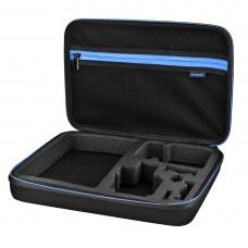 Waterproof Camera Case Travel Case For GoPro NEW HERO/HERO6/5/4 Session/4/3+/3/2/1 PU110 32x22x7cm