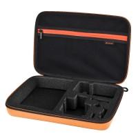 Waterproof Travel Case For GoPro NEW HERO/HERO6/5/4 Session/4/3+ Puluz U6000 PU170 32x22x7cm Orange