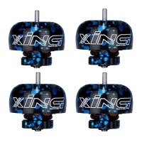 4pcs iFlight XING 1404 4600KV 3-4S FPV Motor Racing Drone Brushless Motors For FPV Racing Drones