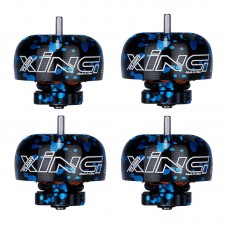 4pcs iFlight XING 1404 3800KV 3-4S FPV Motor Racing Drone Brushless Motors For FPV Racing Drones